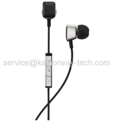 Harman Kardon AE High-Performance In-Ear Headphone Headset With In-Line Remote And Microphone