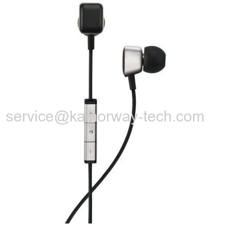Harman Kardon AE Precision Premium Sophisticated In Ear Headphone Earphones With Microphone For iPhone iPod iPad