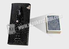Banyanu Wallet Infrared Poker Camera For PK King S708 Poker Analyzer Poker Cheat Device
