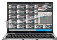 Flush Poker Software For Reading The Poker Face Of Each Card