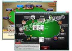 Texas holdem/Omaha Software For Casino games To Analysis Marked Cards