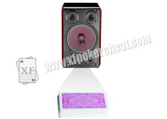 Scan Invisible Ink Infrared Speaker Camera Poker Scanner Work With Poker Analyzers