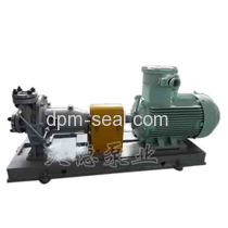 Small power low flow high head Horizontal Centrifugal Pumps