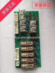 Elevator parts PCB 12502058 for Hitachi elevator