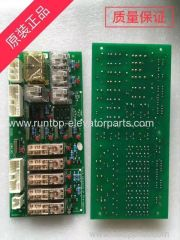 Elevator parts PCB RYBD 12502753 For hitachi elevator