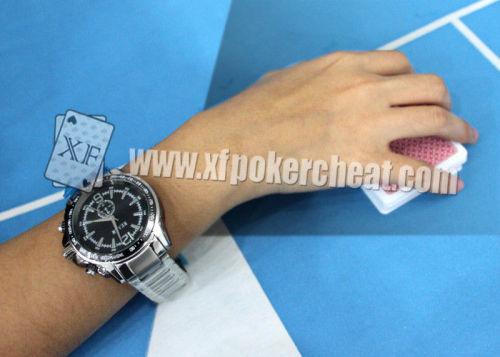 6-12cm Poker Scanner Metal Watch Camera With PK King S518 Newest analyzer