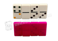 Marked Dominoes With Invisible Ink Cheating In Dominoes Games