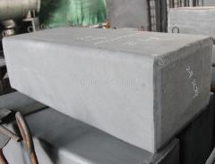 High Strength High Density Isostatic Graphite Block