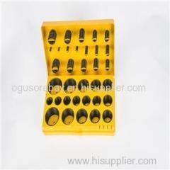 32Size 419PCS O Ring Kit O Ring Box O Ring Assortment Customized HNBR Rubber O Ring