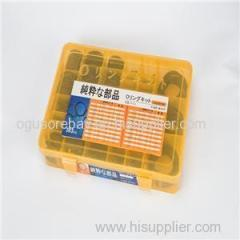 36Size 383PCS O Ring Kit O Ring Box O Ring Assortment Silicone Rubber O Ring Kit For HITACHI