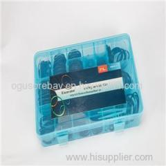 28Size 376 PCS O Ring Kit O Ring Box O Ring Assortment NBR O Rings For VOLVO Modern Doosan Daewoo