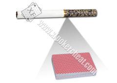 Cigarette Camera Poker Scanner / Poker Predictor For Invisible Barcodes Cards