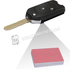 Volkswagen Car Key Poker Reader for Scanning Invisible Barcodes
