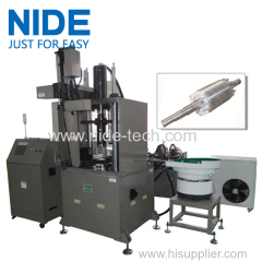 full automatically armature rotor aluminum die casting mold machine with servo motor control