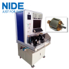 Miniature Automatic armature rotor surge testing panel machine