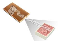 Golden Power Bank Camera Poker Scanner For Barcode Marked Cards