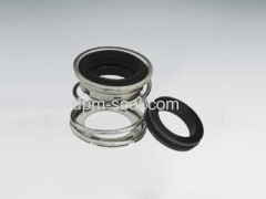 Single spring rubber bellow mechanical seals
