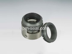 Multiple spring O ring pusher mechanical seals