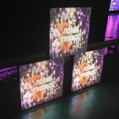 Indoor Front Maintenance Billboard Fixed Install LED Display Screen