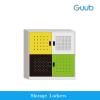 Locker/steel file cabinet smart lock metal storage cabinet for office