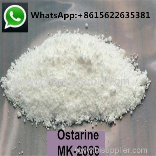 SARMs Raw Powders Ostarine MK-2866 for Cutting Cycle and Bulking