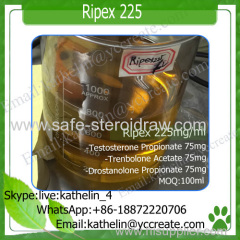 Injection gear Semi-Finished Steroids liquid Rippex 225 inject Oil for Muscle Gain
