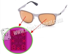 UV Glasses For Back Marked Playing Cards By Invisible Ink