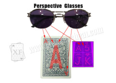 Classical UV Sunglasses Poker Reader For Back Marked Cards