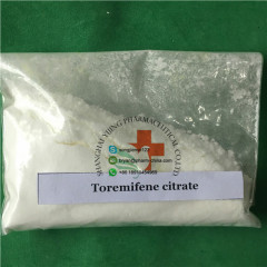 High Purity Raw Powder Toremifene Citrate With Safe Delivery