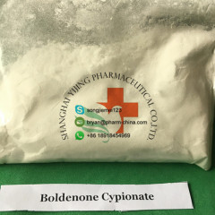 Efficient Anabolic Steroid Hormone Powder Boldenone Cypionate 106505-90-2
