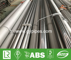 Stainless Steel Welded Pipe SCH5S