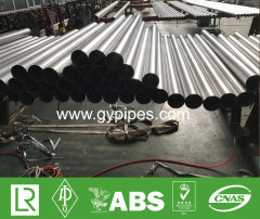 Food Processing Stainless Steel Welded Pipe