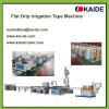 Flat Drip Irrigation Tape Machine with China top speed