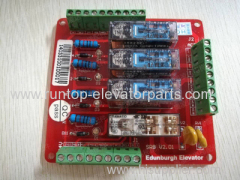 Power supply PCB SRB V2.1 for elevator