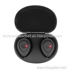 Mini TWS True Wireless Headset In-Ear Earphones Earbuds