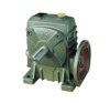 High heat-radiating efficiency WPDS worm gear speed reducer