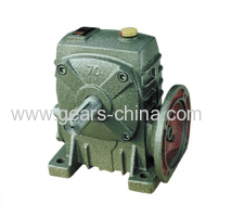 china manufacturer worm gearmotor
