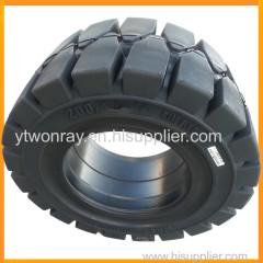 Jungheinrich Forklift Parts Solid Tires