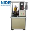 Armature commutator spot welding equipment fusing machine for rotor