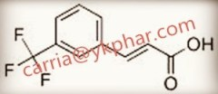 3-(Trifluoromethyl)cinnamic 3-(Trifluoromethyl)cinnamic 779-89-5 C10H7F3O2 779-89-5 C10H7F3O2 779-89-5