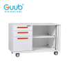 Mobile caddy/High Quality Office Mobile Metal Storage Caddy With Smart Lock Tambour Door