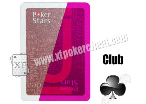 Copag Poker Star Marked Playing Cards For UV Conatct Lenses