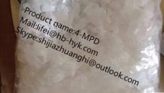 high quality 4-MPD 4MPD powder/crystal