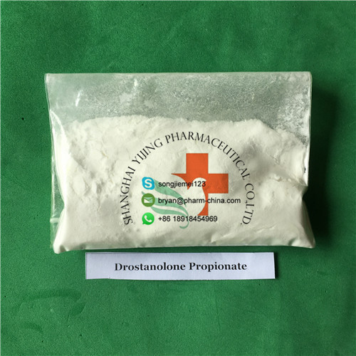 Hot Sales Muscle Gain Anabolic Steroid Masteron Raw Powder Drostanolone Propionate