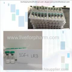 PEPTIDE Igf-1lr3 for Bodybuilder Growth Factor Peptide CAS 946870-92-4