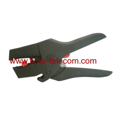 Self-Adjusting Insulation Crimping Pliers