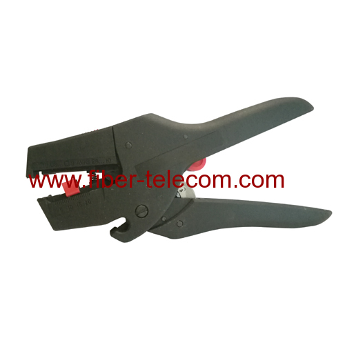 Self-Adjusting Insulation Stripper Wire Fasten Tools