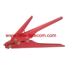Cable Tie Fastener Automatic Tension Cut Off Gun Tool