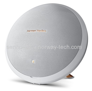 New Harman Kardon Onyx Studio 2 Bluetooth Speaker White With Rechargeable Battery And Speakerphone