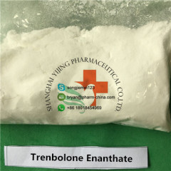 Gain Lean Muscle Steroid Hormone Raw Powder Trenbolone Enanthate For Muscle Growth